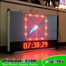 Running Text LED FullColor 101 X 65 Cm