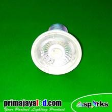Lampu Bohlam LED E27 Spotlight COb 7 Watt
