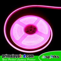 Lampu LED Outdoor Flexible LED Mini Mozaik Pink
