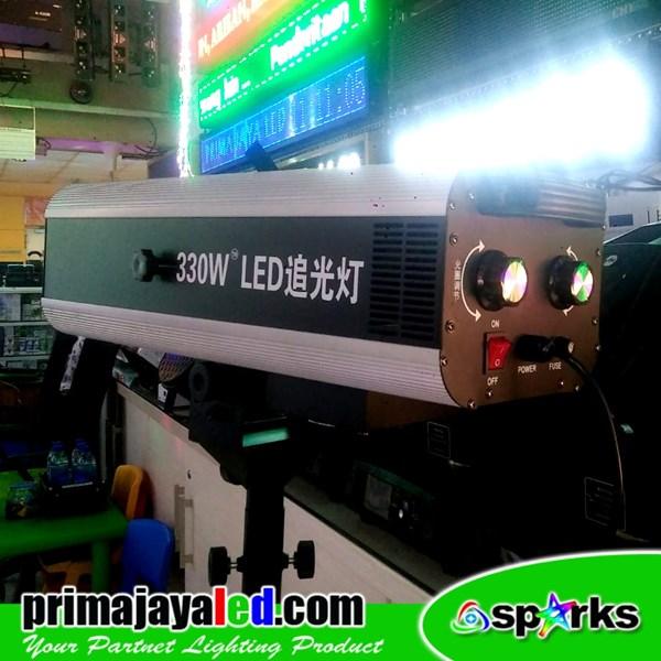 Lampu LED Followspot New 330 Spark