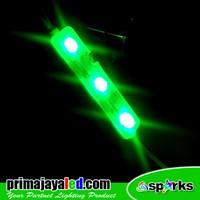 LED Lights 3 Green Eyes