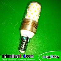 Lampu Hias LED Candle E14 4 Watt 3 Warna