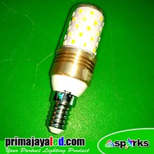 Lampu Hias LED Candle E14 4 Watt 3 Warna