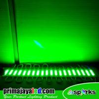Outdoor LED COB Module 2 Watt Green