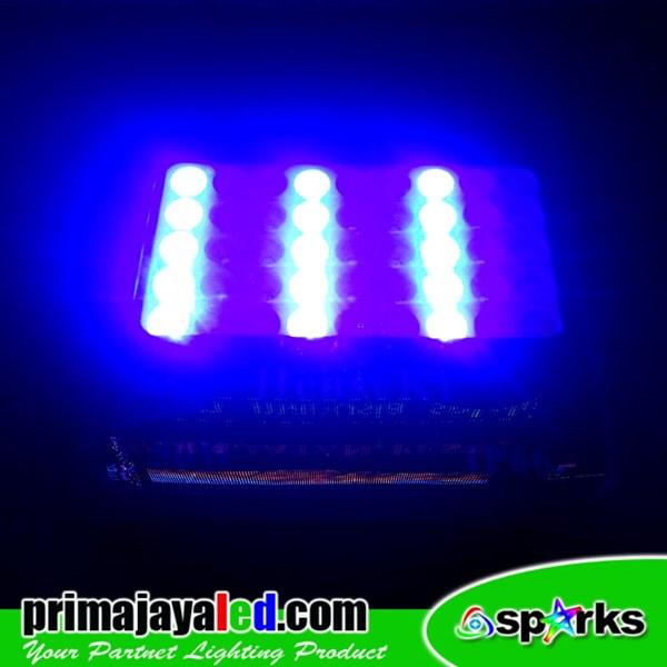 Lampu Tembak LED RGB 50 Watt