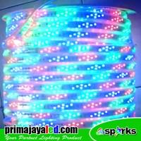 Lampu Selang LED RGB Arrow 100 Meter
