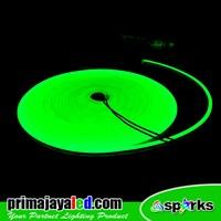 Neon X 12V Green LED Light 10 Meters