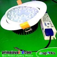Distributor Lampu Downlight Ceiling LED Spotlight 36 Watt 3