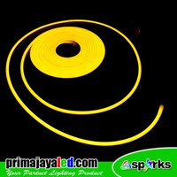 Neon LED Golden Yellow 5 Meter