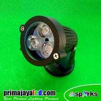 3 Watt LED Garden Lights