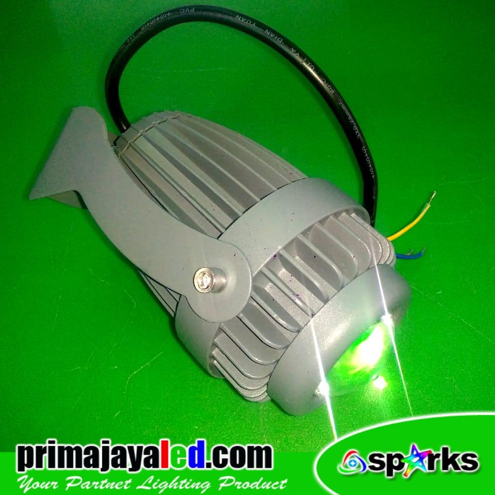 Jual Lampu LED Eksterior Spotlight 10 Watt Harga Murah