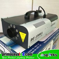 Mesin Smoke Fogger LED 1500 Watt Spark