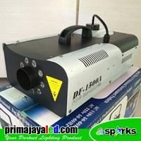 Mesin Smoke Fogger LED 1500 Watt Spark