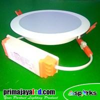 Lampu Downlight Panel LED 18 Watt