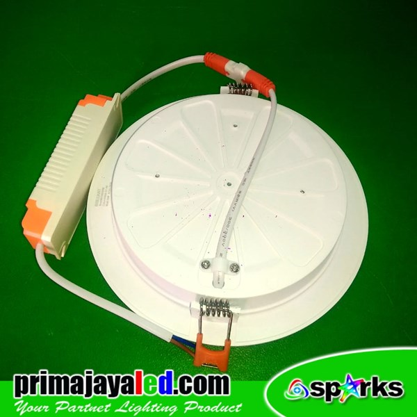 Lampu Downlight Panel LED 18 Watt