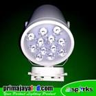 Lampu Rell LED Track Spotlight 12W 2
