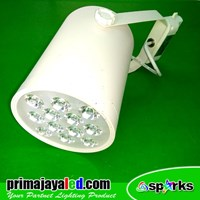 Lampu Rell LED Track Spotlight 12W