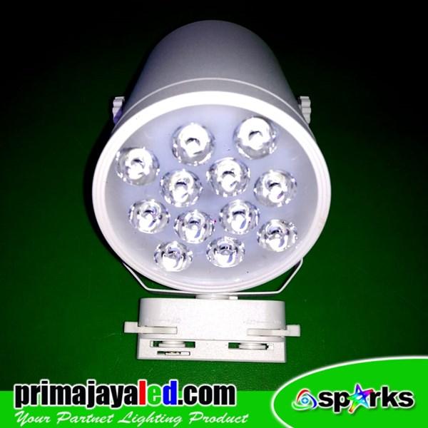 Lampu Rell LED Track Spotlight 12W