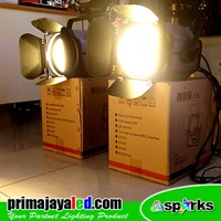 Fresnel PAR LED 200 Watt Spark 2in1