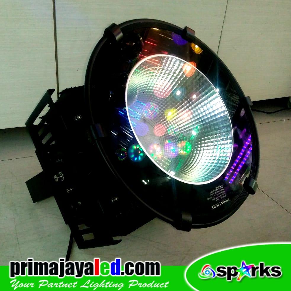 Jual Lampu Sorot Kapal LED Highbay 200 Watt Harga Murah