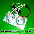 Lampu Downlight Ceiling LED Spotlight 2 X 1 Watt 2