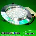 Lampu Downlight LED Spotlight 18 Watt 3