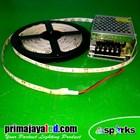 LED Flexible Strip 3528 Set Power Supply 3