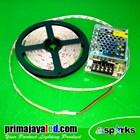 LED Flexible Strip 3528 Set Power Supply 1
