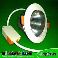 Lampu Downlight COB LED 12 Watt