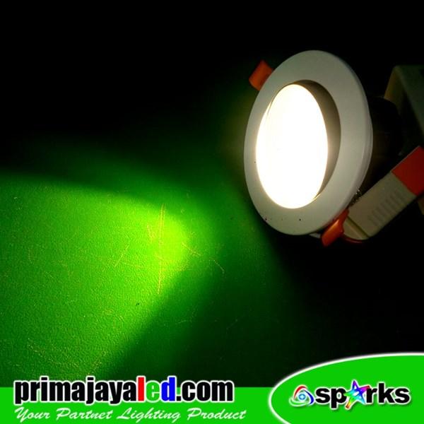 Lampu Downlight COB LED 12 Watt