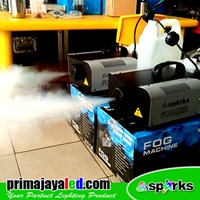 Mesin Smoke Set Double 1500W Spark