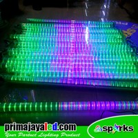 Lampu LED Tube RGB 220 VAC