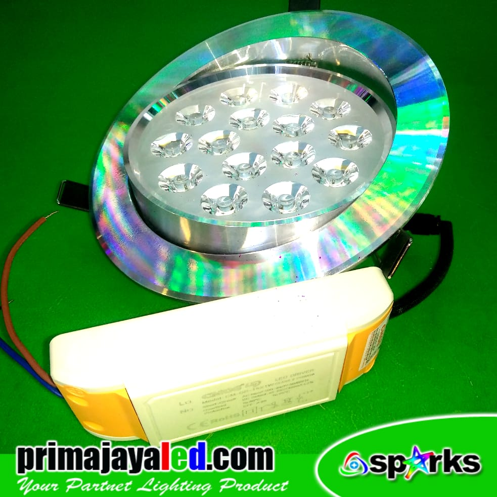 Jual Lampu Downlight Ceiling LED 15 Watt Harga Murah