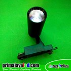 Lampu Rell LED Track Spotlight 12W COB 1