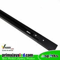 Vinder Rell Black Track 1 Meter