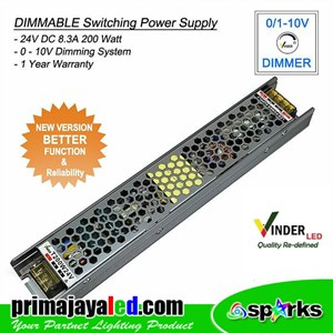 From Vinder Switching Power Supply Dimmable 0