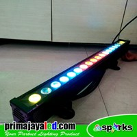 1810 4in1 RGBW LED Wall Washer
