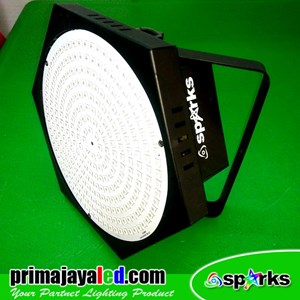 Circle LED Segi Enam Spark