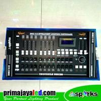 DMX Lights Controller 512 Mixer 2024 Spark