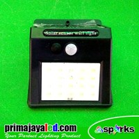 Solar Sensors Wall Light