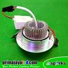Lampu Ceiling LED Silver 3 Watt 4
