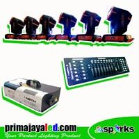 Lampu Panggung Paket Beam 230 Standar Lighting Basic