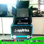 Lampu LED City Color RGB Spark 1