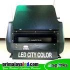 Lampu LED City Color RGB Spark 4