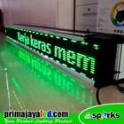 Running Text LED 197 X 21cm Hijau 2