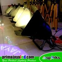 Lampu Panggung Paket Set 6 Fresnel 200w 2in1 Spark