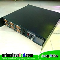 Jual Dimmer Pack DMX 6 Channel Spark 2