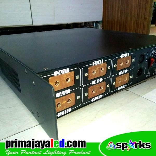 Dimmer Pack DMX 6 Spark Channel