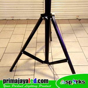 From Standing 4 Meter Tripod LED Pulley 3