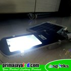 Lampu Jalan PJU LED  Set Sollar Panel 30W 2